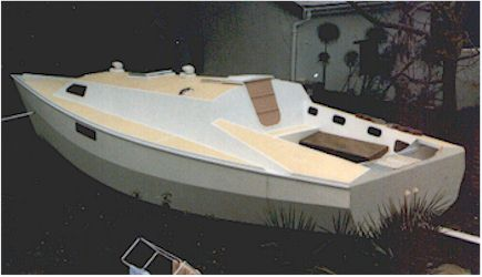 CW 975 multi-chine plywood boat plans