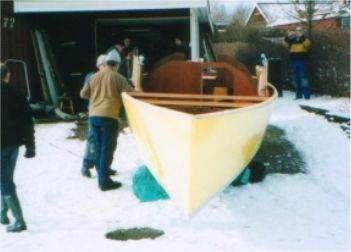 Didi 26 plywood boat plans