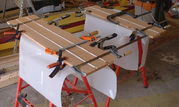 Paper Jet plywood boat kits