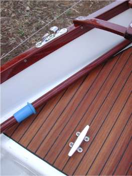 Argie 10 stitch & glue plywood boat plans for amateur boatbuilders