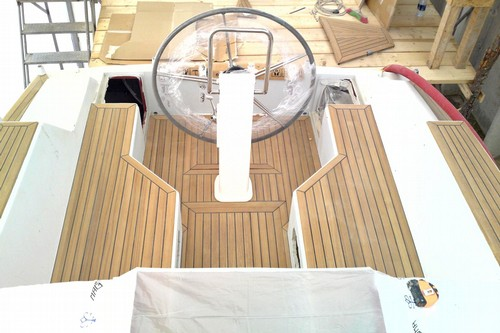 Dix 38 Pilot by Dudley Dix Yacht Design