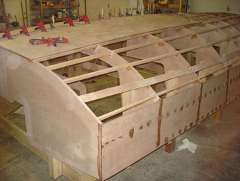 Didi Mini Mk3 radius chine plywood boat plans