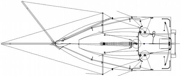 Didi Mini Mk3 radius chine plywood Mini 650 boat plans