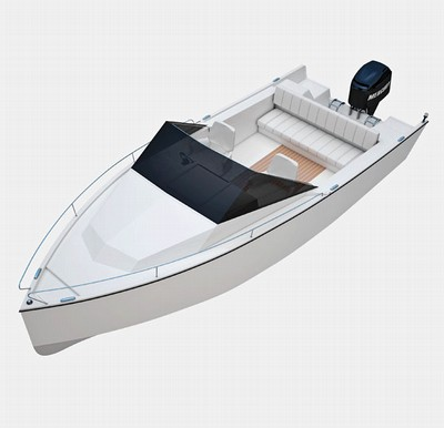 Ost Power 20 GRP Sport Fisherman or general purpose boat