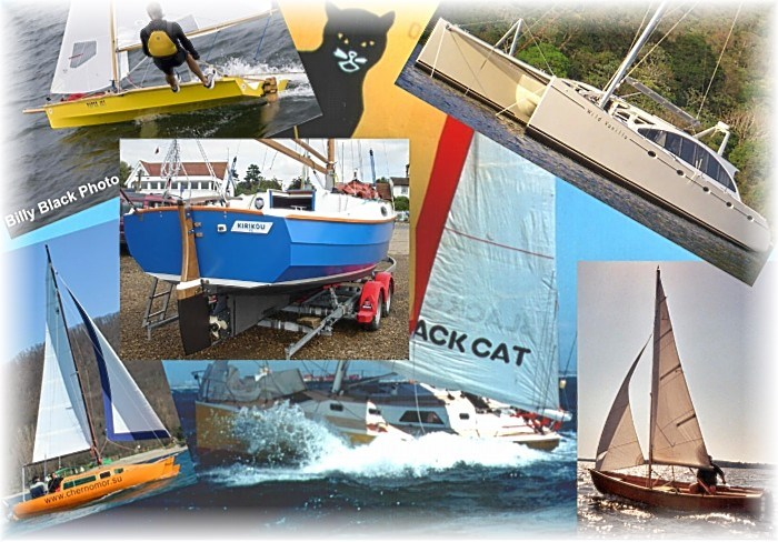 Plywood Boats to Build Yourself, Designed by Dudley Dix Yacht Design