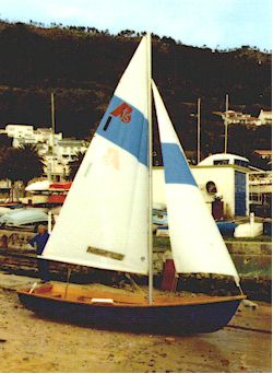 Dixi sailing