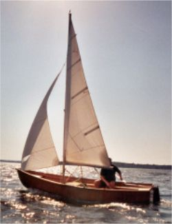 Argie 15 stitch & glue plywood boat plans