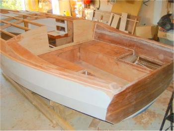 Dudley Dix Yacht Design - Lapstrake amateur boatbuilding ...