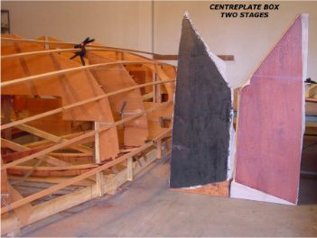 Lapstrake plywood boat plans for amateur boatbuilders