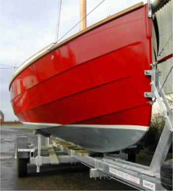 Cape Henry 21 boat plans