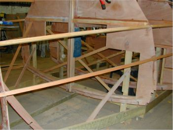 Cape Henry 21 lapstrake plywood boat kits