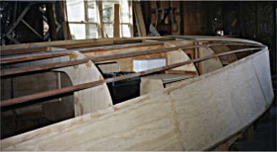Didi 26 radius chine plywood boat plans for amateur builders