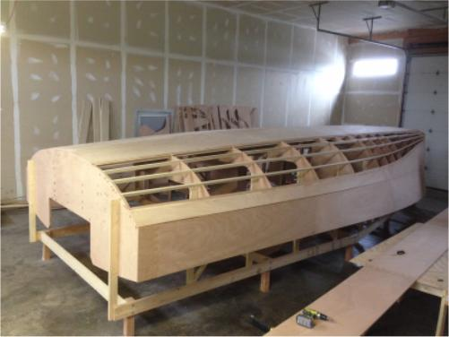 PLYWOOD BOAT KITS ~ USA