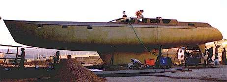 Dudley Dix Yacht Design Dix 65