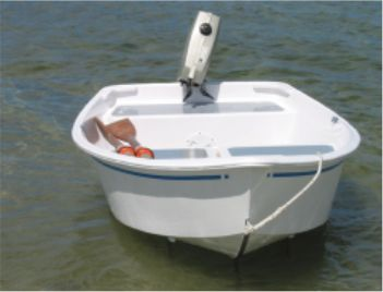 Looking for Free stitch and glue fishing boat plans | SE