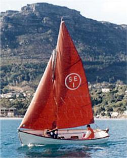 Explorer 18 Grp Classic Sailing Dinghy