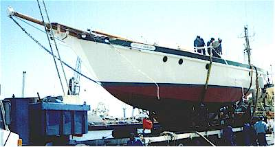 "Hout Bay 70 ""Spirit of Malverne"""