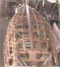 Mount Gay 30 plywood boat plans