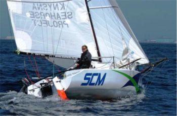 Didi Mini - Mini-Transat 650 - Sailing photos