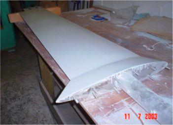 Didi Mini kit by CKD Boats for Mini 6.5 racing sailboat