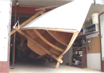 Didi 38 radius chine plywood boat plans for amateurs