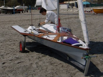 Know our boat: Topic Dix sailboat kits