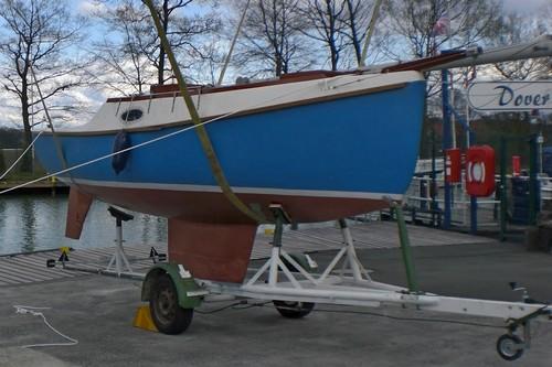 Piepowder 16ft pocket cruiser