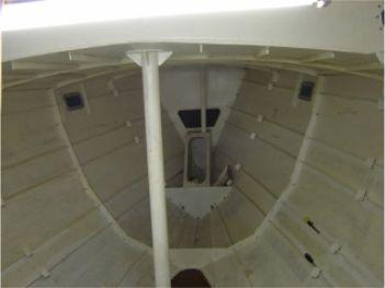 pratique 35 kit for steel cruising sailboat lower keel Neat Boat Wiring